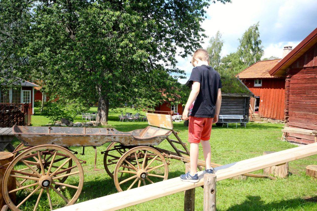 Semestra på landet i sommar – boka hos Bo på Lantgård